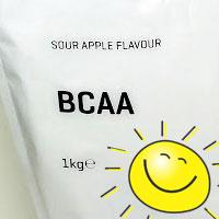 BCAAを開封した日の出来ごと