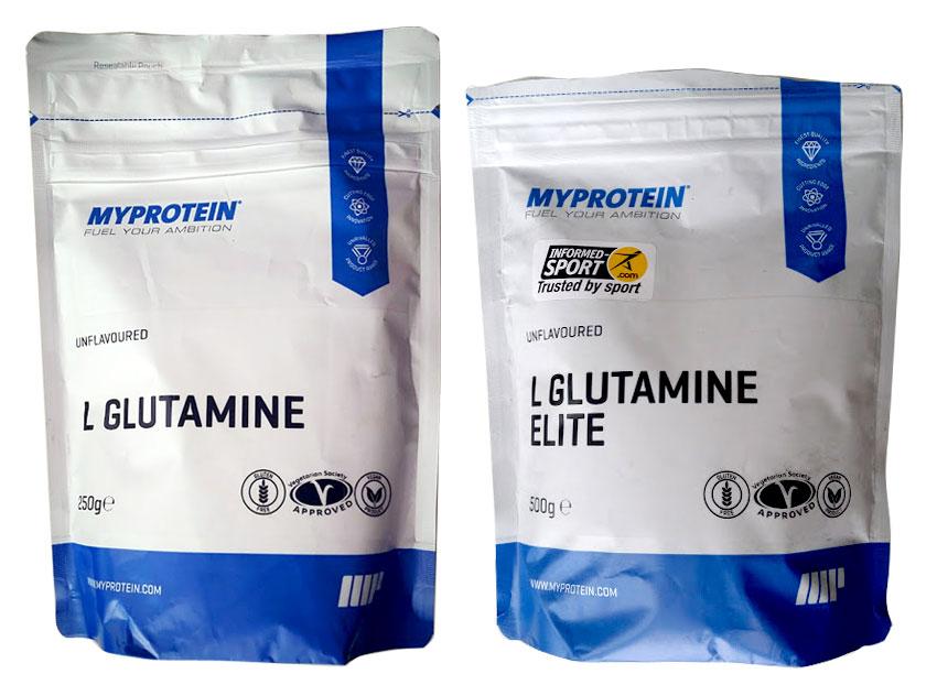 マイプロテイン グルタミン粉末