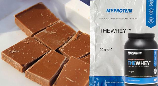 マイプロテイン THEWHEY ミルクチョコレート