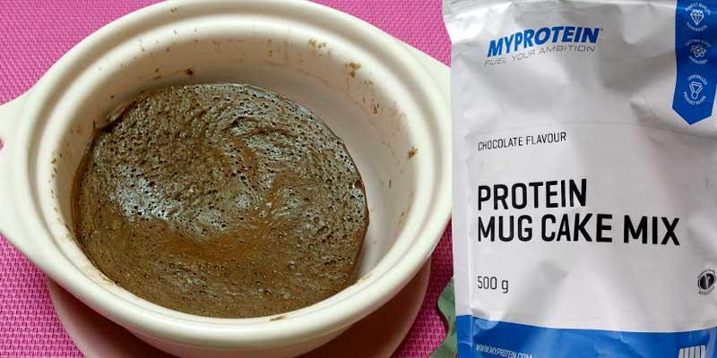 マイプロテイン マグケーキミックス ナチュラルチョコレート