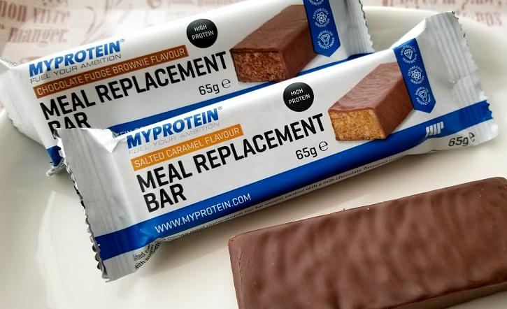 マイプロテイン ミールリプレイスメント 食事代用バー