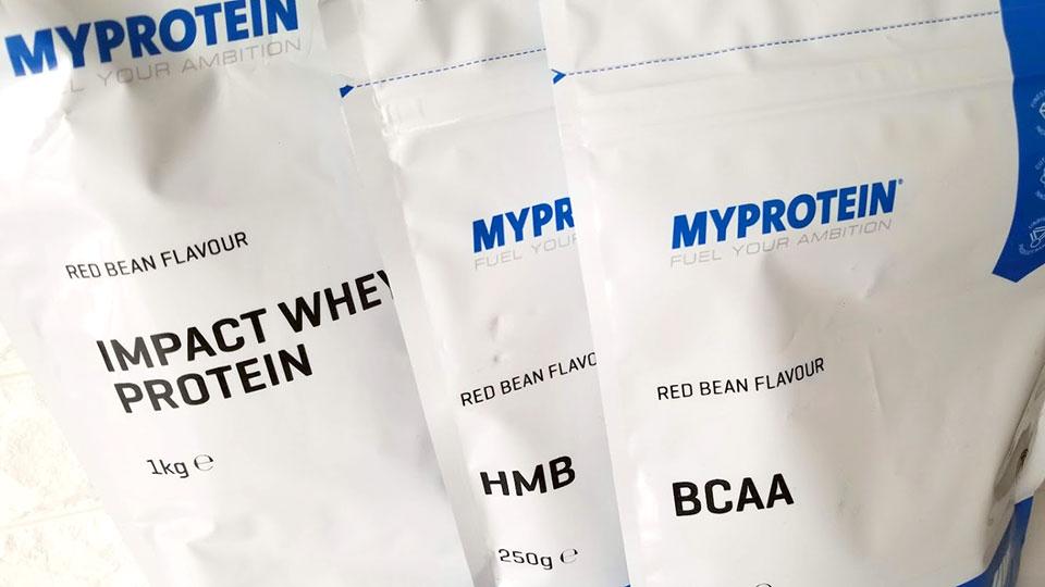 マイプロテイン【あずき味 RED BEAN】IMPACTホエイプロテインのレビュー