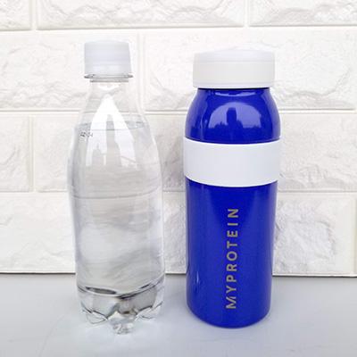 マイプロテインの保温2層ボトル